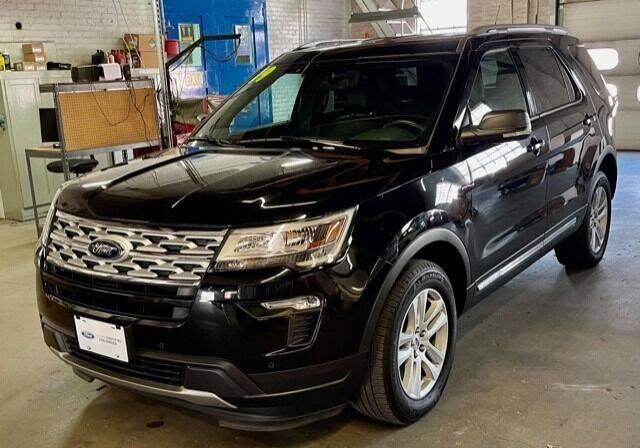 2019 Ford Explorer for sale at Reinecke Motor Co in Schuyler NE