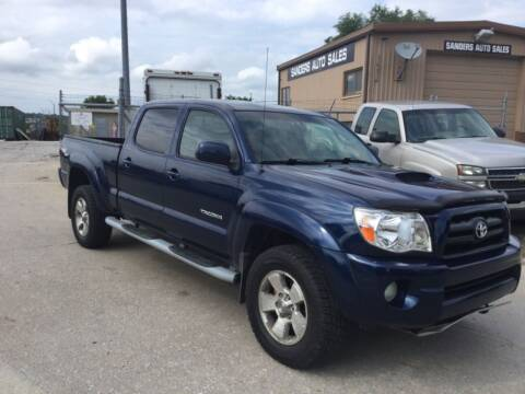 2007 Toyota Tacoma for sale at Sanders Auto Sales in Lincoln NE
