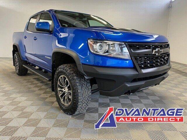 2019 Chevrolet Colorado for sale at Advantage Auto Direct in Kent WA