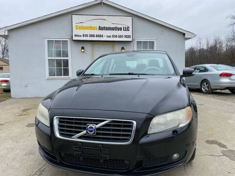 2008 Volvo S80 for sale at COLUMBUS AUTOMOTIVE in Reynoldsburg OH