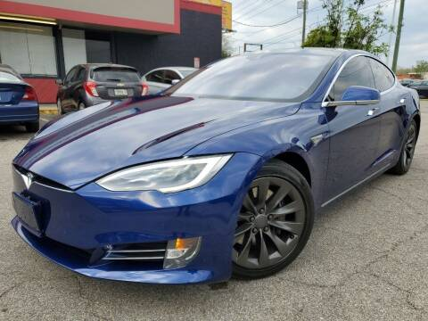 2016 Tesla Model S for sale at Capital City Imports in Tallahassee FL