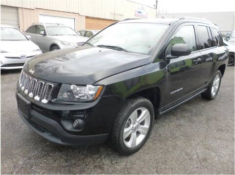 2016 Jeep Compass for sale at Klean Carz in Seattle WA