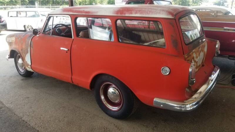 1959 Nash 2 dr station wagon for sale at COLLECTABLE-CARS LLC in Nacogdoches TX