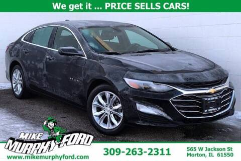 2019 Chevrolet Malibu for sale at Mike Murphy Ford in Morton IL
