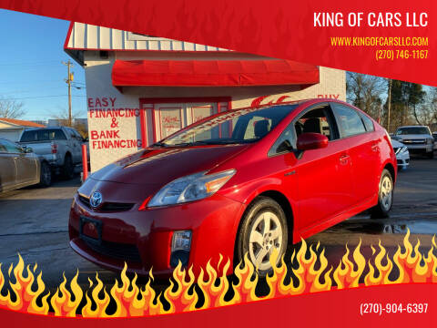 2011 Toyota Prius for sale at King of Cars LLC in Bowling Green KY