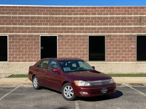 2002 Toyota Avalon for sale at A To Z Autosports LLC in Madison WI