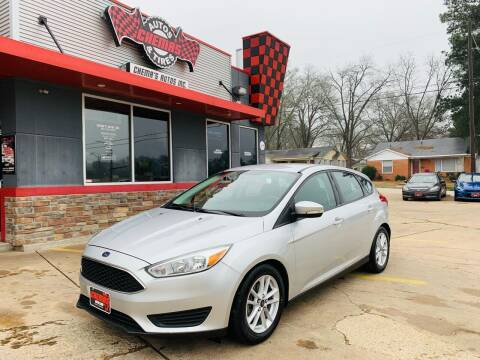 2016 Ford Focus for sale at Chema's Autos & Tires in Tyler TX