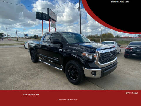 2016 Toyota Tundra for sale at Excellent Auto Sales in Grand Prairie TX