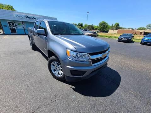 2020 Chevrolet Colorado for sale at DrivePanda.com in Dekalb IL