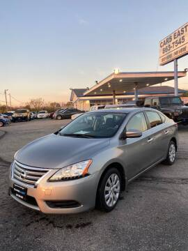 2014 Nissan Sentra for sale at Cars East in Columbus OH