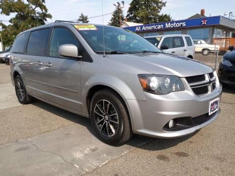2016 Dodge Grand Caravan for sale at All American Motors in Tacoma WA