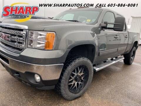 2011 GMC Sierra 3500HD for sale at Sharp Automotive in Watertown SD