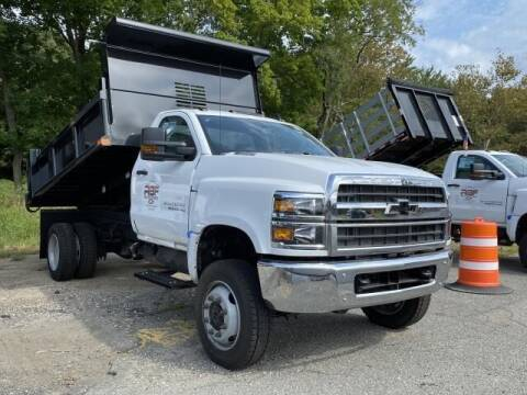 2021 Chevrolet Silverado 6500HD for sale at CHEVROLET OF SMITHTOWN in Saint James NY