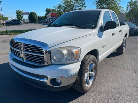 2008 Dodge Ram Pickup 1500 for sale at Diana Rico LLC in Dalton GA