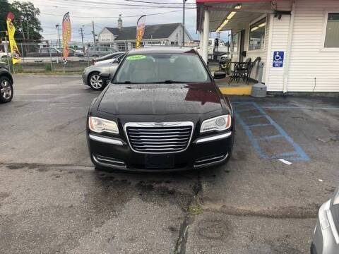2012 Chrysler 300 for sale at Sandy Lane Auto Sales and Repair in Warwick RI