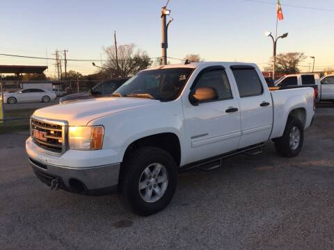 2011 GMC Sierra 1500 for sale at BSA Used Cars in Pasadena TX