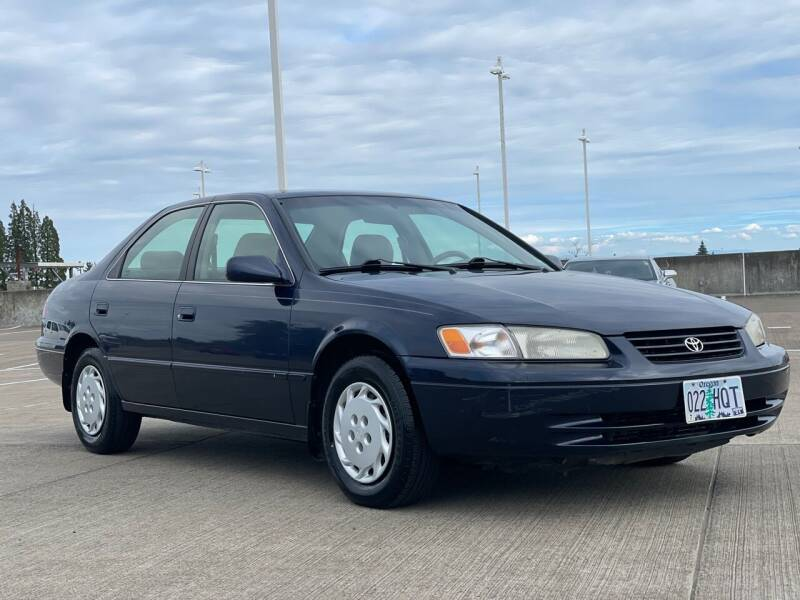 1997 Toyota Camry for sale at Rave Auto Sales in Corvallis OR