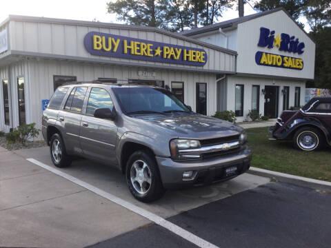 2005 Chevrolet TrailBlazer for sale at Bi Rite Auto Sales in Seaford DE
