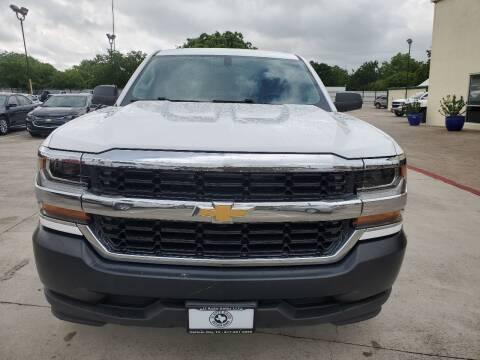 2017 Chevrolet Silverado 1500 for sale at JJ Auto Sales LLC in Haltom City TX