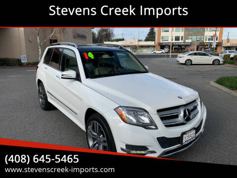 2014 Mercedes-Benz GLK for sale at Stevens Creek Imports in San Jose CA