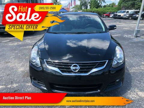 2012 Nissan Altima for sale at Auction Direct Plus in Miami FL