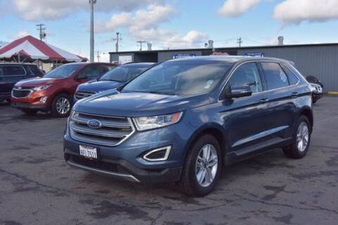 2018 Ford Edge for sale at Choice Motors in Merced CA