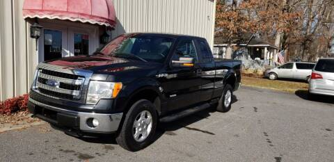 2013 Ford F-150 for sale at Bethlehem Auto Sales LLC in Hickory NC