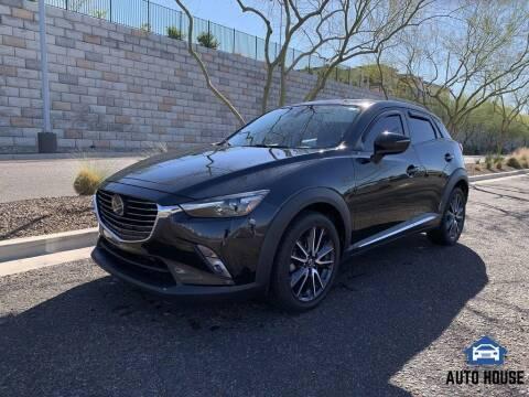 2018 Mazda CX-3 for sale at MyAutoJack.com @ Auto House in Tempe AZ