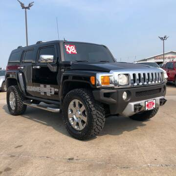 2008 HUMMER H3 for sale at UNITED AUTO INC in South Sioux City NE