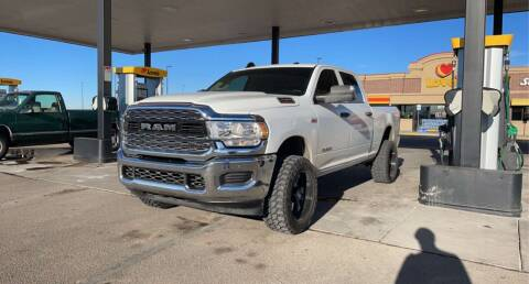 2019 RAM Ram Pickup 2500 for sale at Born Again Auto's in Sioux Falls SD