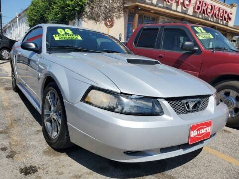 2004 Ford Mustang for sale at USA Auto Brokers in Houston TX