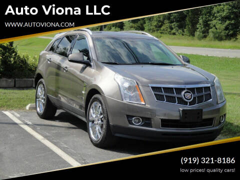 2011 Cadillac SRX for sale at Auto Viona LLC in Durham NC