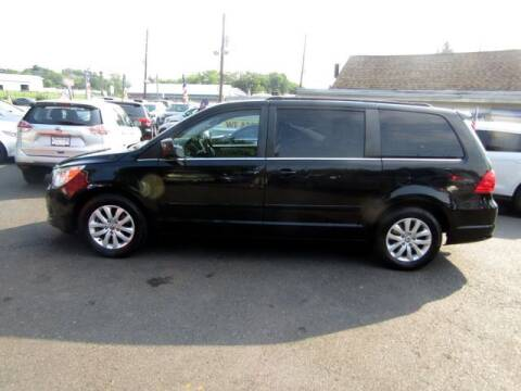 2012 Volkswagen Routan for sale at American Auto Group Now in Maple Shade NJ