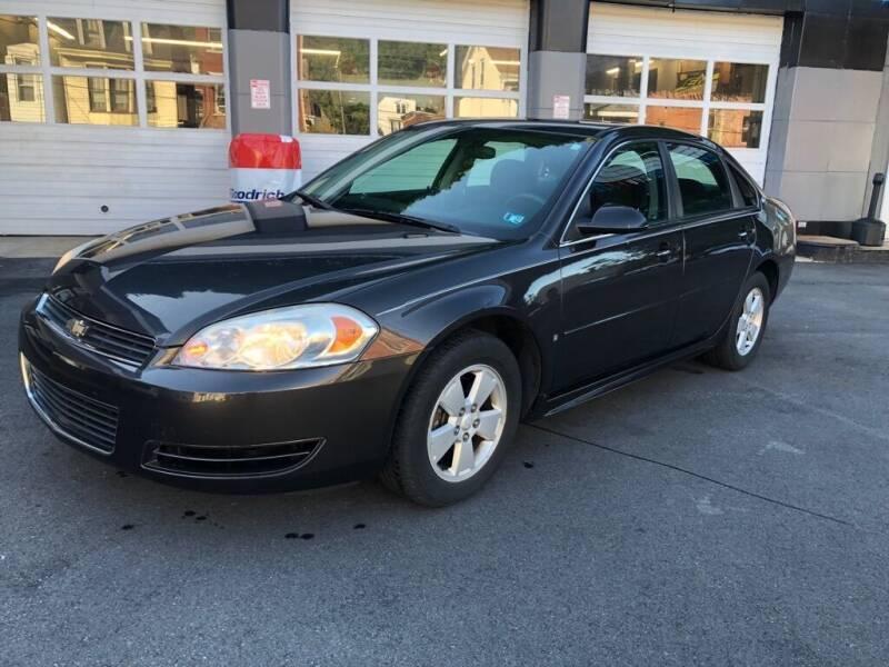 2009 Chevrolet Impala for sale in Pottsville, PA