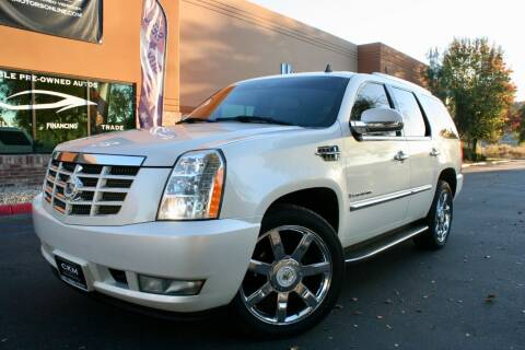 2008 Cadillac Escalade for sale at CK Motors in Murrieta CA