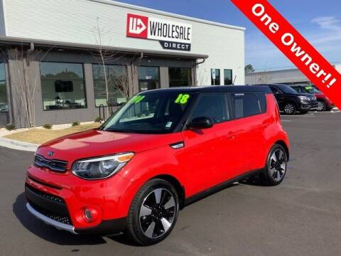 2018 Kia Soul for sale at Wholesale Direct in Wilmington NC