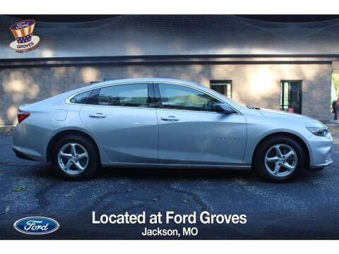2018 Chevrolet Malibu for sale at JACKSON FORD GROVES in Jackson MO