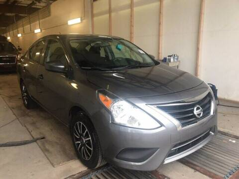 2016 Nissan Versa for sale at Hickory Used Car Superstore in Hickory NC