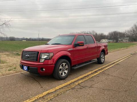 2012 Ford F-150 for sale at Tennessee Valley Wholesale Autos LLC in Huntsville AL
