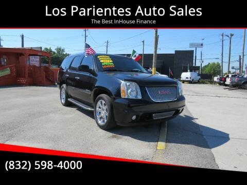 2014 GMC Yukon for sale at Los Parientes Auto Sales in Houston TX