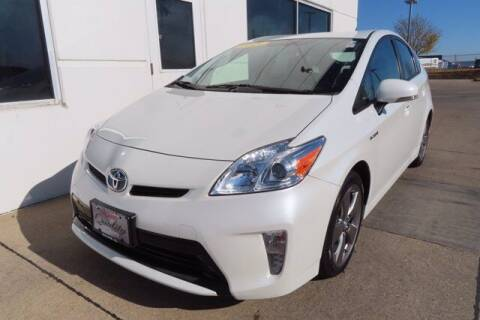 2015 Toyota Prius for sale at HILAND TOYOTA in Moline IL