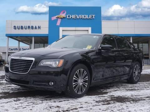 2013 Chrysler 300 for sale at Suburban Chevrolet of Ann Arbor in Ann Arbor MI