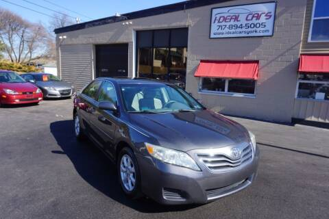 2011 Toyota Camry for sale at I-Deal Cars LLC in York PA