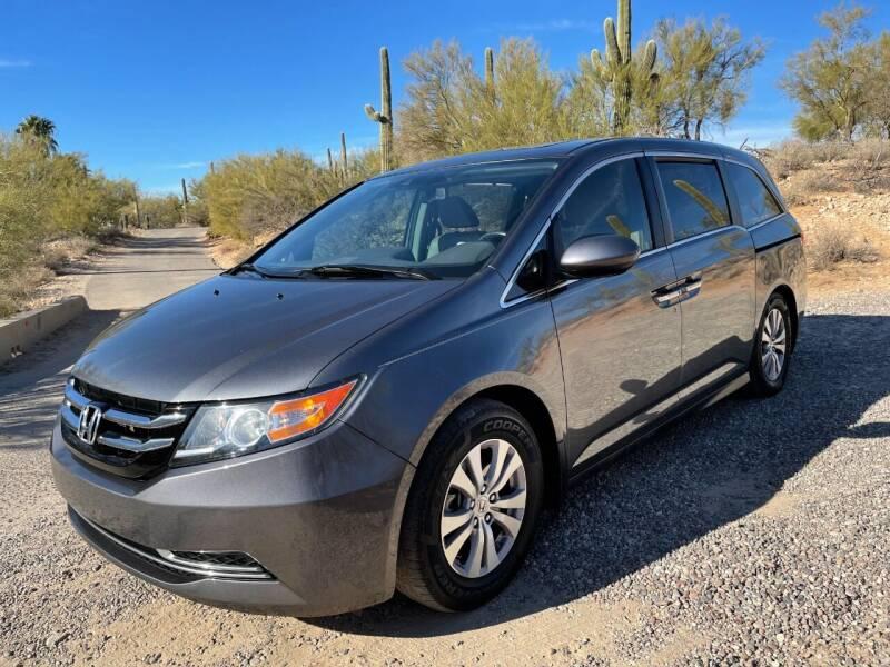 2014 Honda Odyssey for sale at Auto Executives in Tucson AZ
