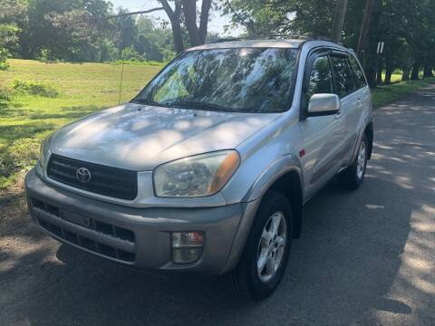 2001 Toyota RAV4 for sale at Morris Ave Auto Sale in Elizabeth NJ
