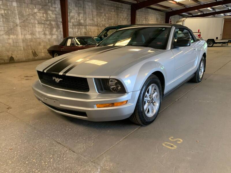 2007 Ford Mustang for sale at American Classic Car Sales in Sarasota FL
