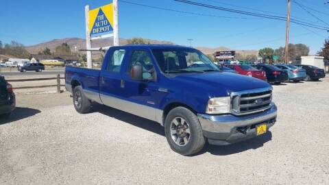 2007 Ford F-250 Super Duty for sale at Auto Depot in Carson City NV