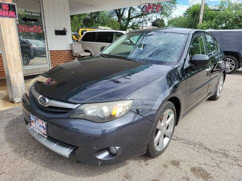 2010 Subaru Impreza for sale at New Wheels in Glendale Heights IL
