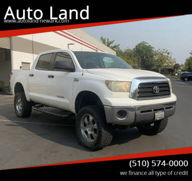 2008 Toyota Tundra for sale at Auto Land in Newark CA