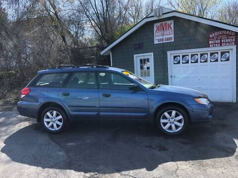 2008 Subaru Outback for sale at KMK Motors in Latham NY